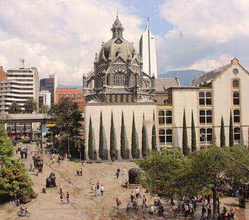 Geschiedenis Medellin